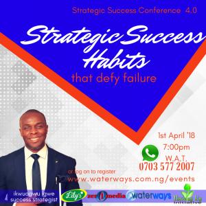 Strategic Success Habits